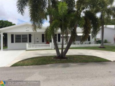 Tamarac Single Family Home Backup Contract-Call LA: 4907 NW 52nd St