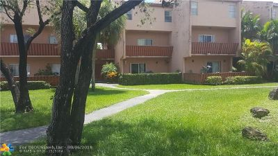 Coral Springs Condo/Townhouse For Sale: 8907 NW 28th Dr #20