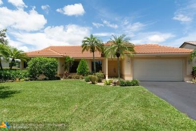 Coral Springs FL Single Family Home For Sale: $478,999