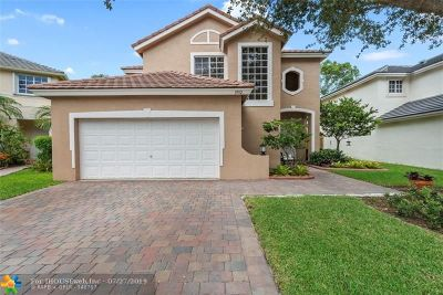 Pembroke Pines Single Family Home For Sale: 1952 NW 100th Ave