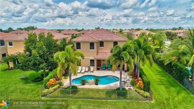 Parkland Single Family Home For Sale: 7538 NW 112th Ter