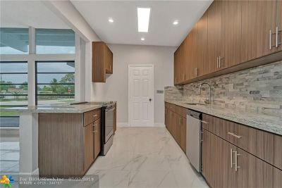 Fort Lauderdale Single Family Home For Sale: 486 W Evanston Cir