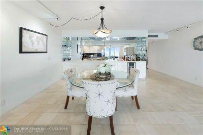 Palm Beach County Condo/Townhouse For Sale: 2155 S Ocean Blvd #14