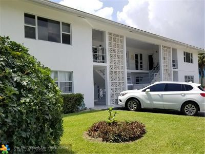 Pompano Beach Condo/Townhouse For Sale: 3208 Colony Club Rd #6