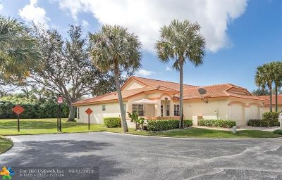 Delray Beach Single Family Home For Sale: 8052 Summer Shores Drive