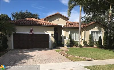 Pembroke Pines Single Family Home Backup Contract-Call LA: 281 SW 167th Ave