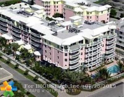 Deerfield Beach Condo/Townhouse For Sale: 2051 SE 3rd St #307