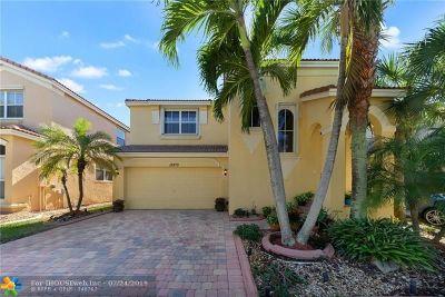 Miramar FL Single Family Home Backup Contract-Call LA: $379,000