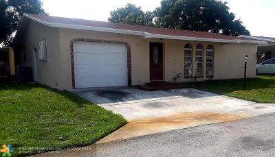 Deerfield Beach Single Family Home For Sale: 4920 NW 15th Ter
