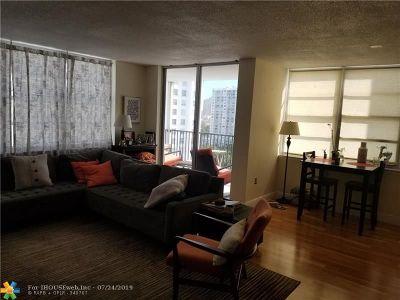 Aventura Condo/Townhouse For Sale: 2750 NE 183rd St #1409