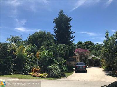 Boca Raton Single Family Home Backup Contract-Call LA: 408 Lancaster St