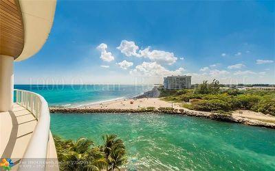 Boca Raton FL Condo/Townhouse For Sale: $5,895,000