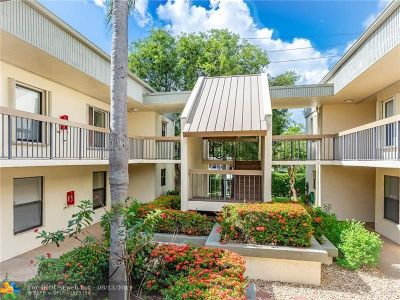 Deerfield Beach Condo/Townhouse For Sale: 205 SE 10th St #9E