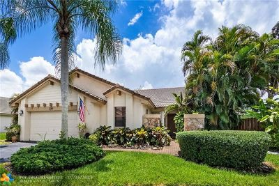 Weston Single Family Home For Sale: 2201 Charleston