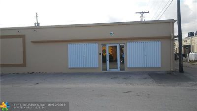 Oakland Park Commercial For Sale: 887 NE 30 Ct