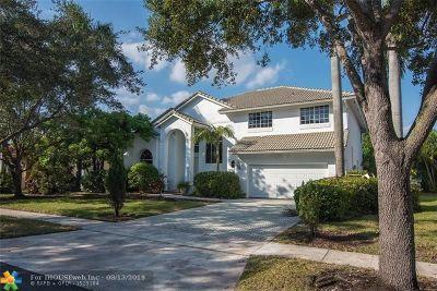 Pembroke Pines Single Family Home For Sale: 18115 NW 15th Ct
