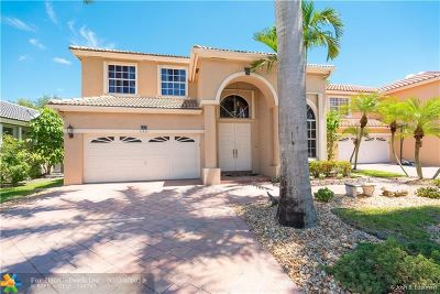 Coral Springs Single Family Home Backup Contract-Call LA: 11621 NW 13th Mnr