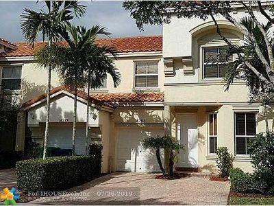 Miramar FL Condo/Townhouse For Sale: $329,000