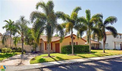 Davie Single Family Home Backup Contract-Call LA: 660 Pine Ridge Ter