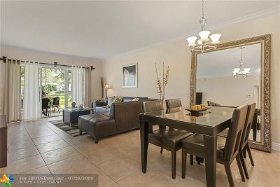 Lauderdale By The Sea Condo/Townhouse For Sale: 1501 S Ocean Blvd #124