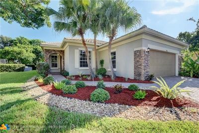 Parkland Single Family Home For Sale: 7886 NW 121st Way