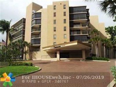Hillsboro Beach Condo/Townhouse For Sale: 1167 Hillsboro Mile #208