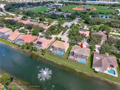 Coral Springs Single Family Home For Sale: 10282 NW 54th Pl