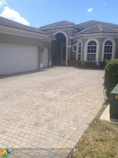 Coral Springs Single Family Home For Sale: 5842 NW 126th Ter
