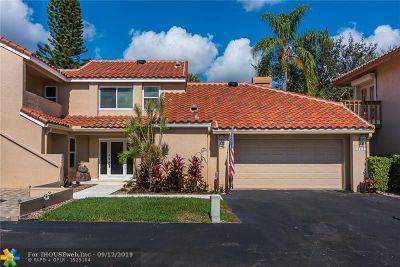 Boca Raton Condo/Townhouse For Sale: 23321 Water Cir #23321