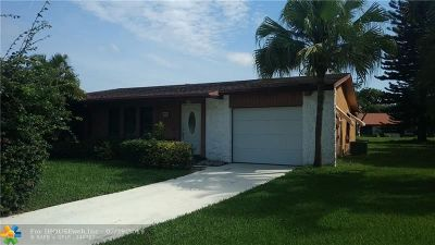 Delray Beach Single Family Home For Sale: 14522 Springside Ln