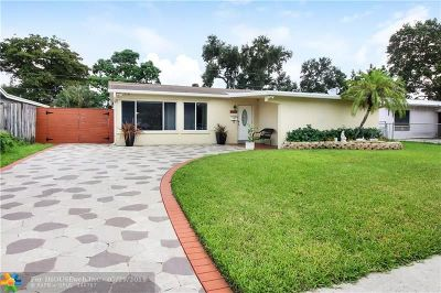 Hollywood Single Family Home For Sale: 6447 Custer St