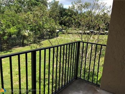 Coral Springs Condo/Townhouse For Sale: 9022 W Atlantic Blvd #227