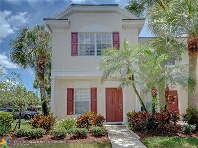 Plantation Condo/Townhouse Backup Contract-Call LA: 150 SW 96 Terrace #150