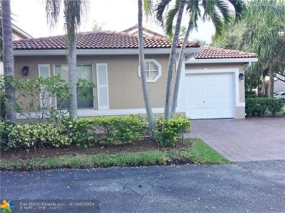 Hollywood Single Family Home For Sale: 1140 Doveplum St