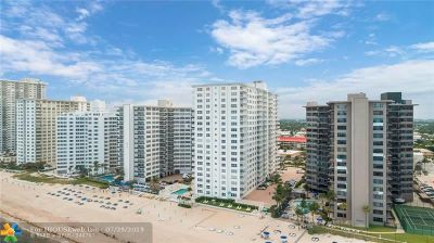 Condo/Townhouse Backup Contract-Call LA: 3750 Galt Ocean Dr #1708