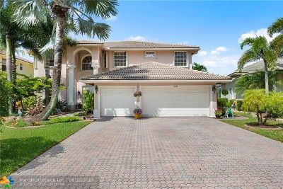 Coral Springs Single Family Home For Sale: 5032 NW 125th Avenue