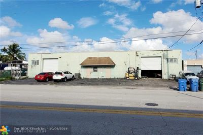 Oakland Park Commercial For Sale: 4431 NE 6th Ave