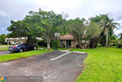 Coral Springs Multi Family Home For Sale: 7931 NW 43rd St