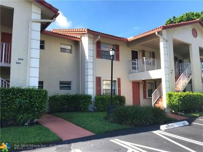 Margate Condo/Townhouse Backup Contract-Call LA: 3001 Holiday Springs Blvd #105