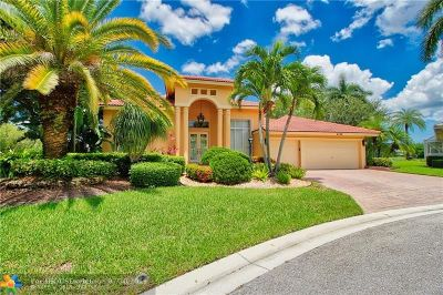 Parkland Single Family Home For Sale: 6538 NW 103rd Ln