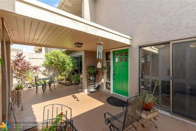 Hollywood Condo/Townhouse For Sale: 105 Bonnie Brae Way #105