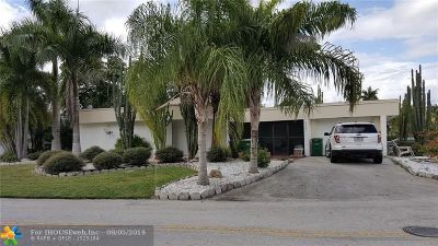 Tamarac Single Family Home For Sale