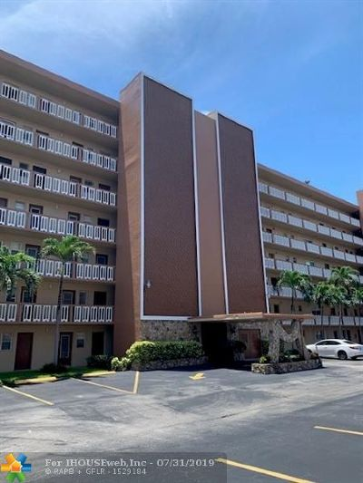 Hallandale Condo/Townhouse For Sale: 501 NE 14th Ave #505