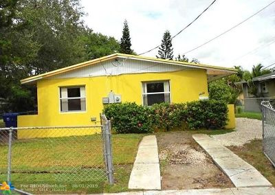 Miami Single Family Home For Sale: 3605 Frow Ave