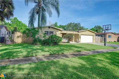 Cooper City Single Family Home For Sale: 5013 SW 89th Ave