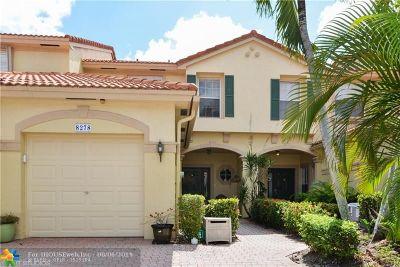 Boca Raton Condo/Townhouse For Sale: 8278 Via Serena #8278