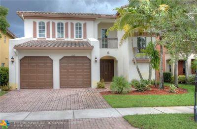 Parkland Single Family Home For Sale: 8042 NW 125th Ter