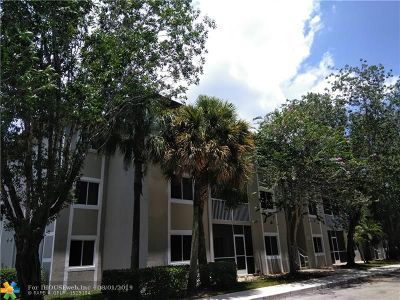 Coral Springs Condo/Townhouse For Sale: 10127 W Atlantic Blvd #10127
