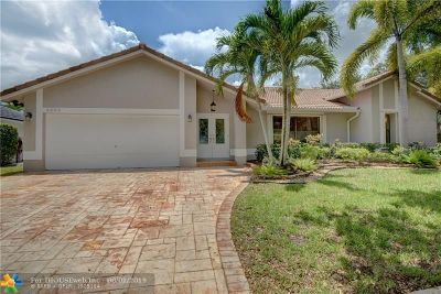 Coconut Creek Single Family Home Backup Contract-Call LA: 4882 NW 51st St