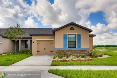 Martin County, St. Lucie County Condo/Townhouse For Sale: 1614 Merriment #430